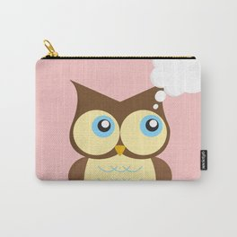 Thinking Owl Carry-All Pouch