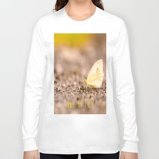 Dare to Fly Long Sleeve T-shirt