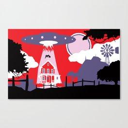 LOST TIME :: NOCTURNAL VISITATION Canvas Print