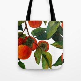 Persimmon Tote Bag