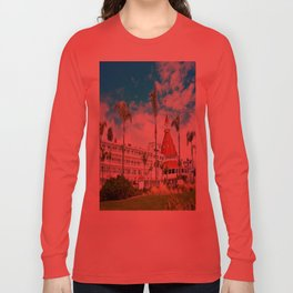 Hotel Del Coronado Long Sleeve T-shirt