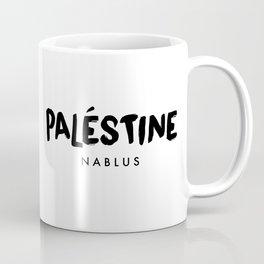 Nablus x Palestine Coffee Mug