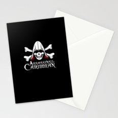 Assassins of the Caribbean Stationery Cards