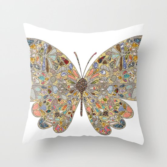 You Too Can Fly Throw Pillow