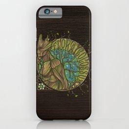 Flora Colossus iPhone Case