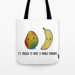 Mango Bananas Tote Bag