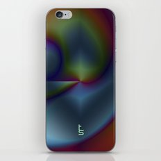 Graphical Expression III iPhone Skin