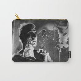 Like tears in rain - black - quote Carry-All Pouch