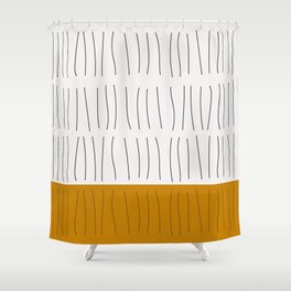Coit Pattern 12 Shower Curtain