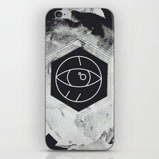 Moon Eye iPhone & iPod Skin