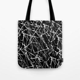 b&w Tote Bag