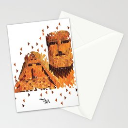 Mamik and Babik Stationery Cards