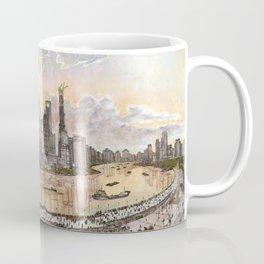 Shanghai Pudong Coffee Mug