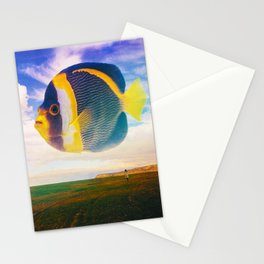 The Illogical Assumption Stationery Cards