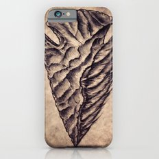 Feathers and Arrowheads iPhone 6 Slim Case