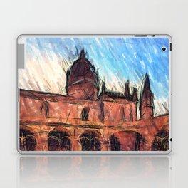 Jerónimos Monastery Laptop & iPad Skin