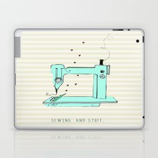 sew and stuff... Laptop & iPad Skin