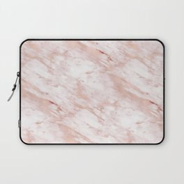 Grandiose rose gold marble Laptop Sleeve