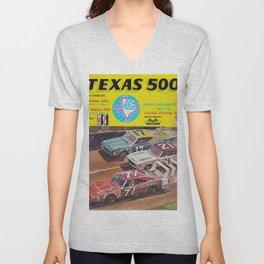 Texas 500 Unisex V-Neck