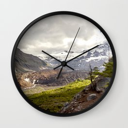 Primordial Beginnings Wall Clock