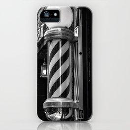 Barbershop Cane iPhone Case