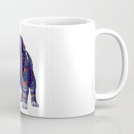English Bulldog (Color Version) Coffee Mug