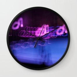 Ibiza Vibes - JUSTART © Wall Clock