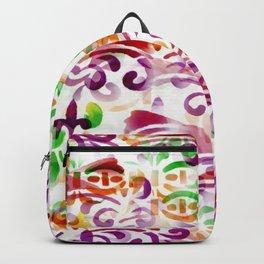 Dappled Pattern 2 Backpack