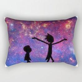 Rick & Morty Rectangular Pillow
