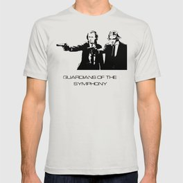 Brahms & Beethoven Guardians of the Symphony T-shirt