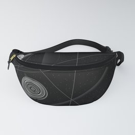 Cosmic Highway! Fanny Pack