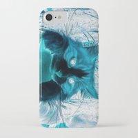 matrix iPhone & iPod Cases featuring Matrix by Travis Hess