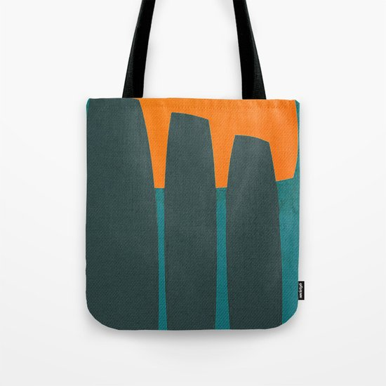 Indigenous Peoples in Easter Island Tote Bag