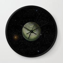 Chloron Nec Tar 1 Wall Clock