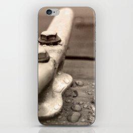 Mason Lake: Dewey Cleat iPhone Skin