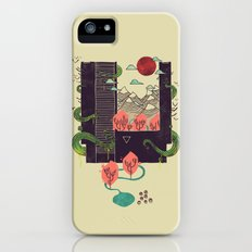 A World Within iPhone (5, 5s) Slim Case