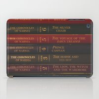 narnia iPad Cases featuring A Narnia Journey by Shawn King