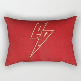 AC/DC ARROW Rectangular Pillow