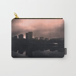 Sleeping in the dark Carry-All Pouch
