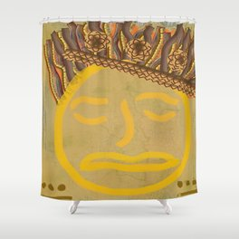 If I Ruled The World Shower Curtain