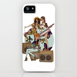 ALMOST FAMOUS iPhone Case