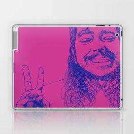 Happy Posty Laptop & iPad Skin