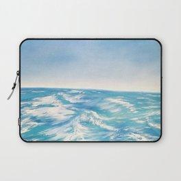 Gentle Waves Laptop Sleeve