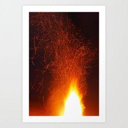 flammidemia Art Print