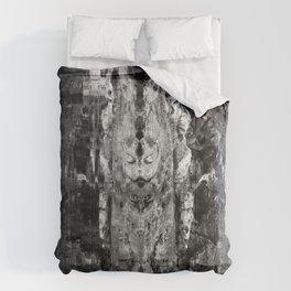 Watercolor Anthropomorphism 12, Coma-baby Comforters