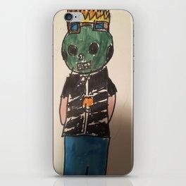 Grocery Boy TM as Ghoul iPhone Skin