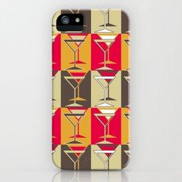 Mod Martinis iPhone Case