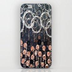 :: Peach Mimosa :: iPhone & iPod Skin
