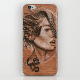 Ostensible Child iPhone Skin