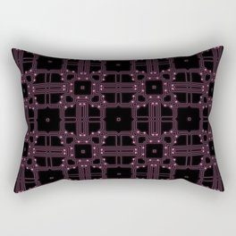 Tron Repeater Rectangular Pillow